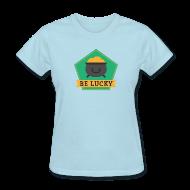 Women's T-Shirts ~ Women's T-Shirt ~ Lucky Pot of Gold - St. Patrick's Day