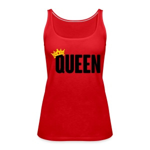 Queen - Women's Premium Tank Top