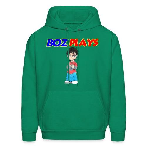 BozPlays Hoodie (Men's) - Men's Hoodie