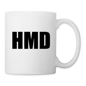 HMD black - Coffee/Tea Mug