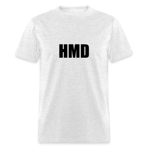 HMD black - Men's T-Shirt