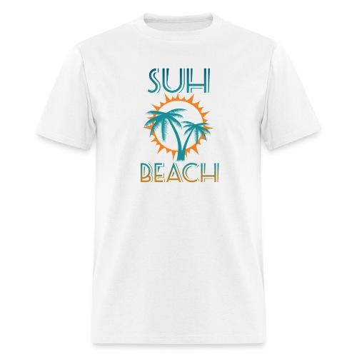 Suh Beach - Men's T-Shirt