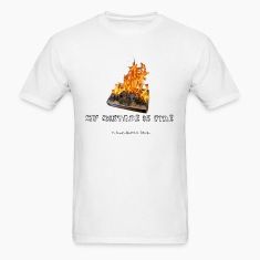 My Mixtape is Fire T-Shirts