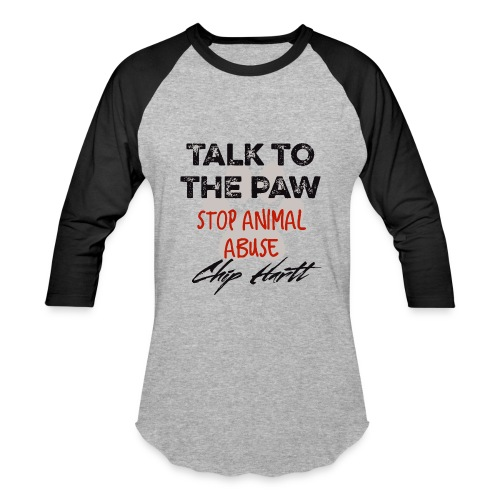 Mens long sleeve  - Baseball T-Shirt