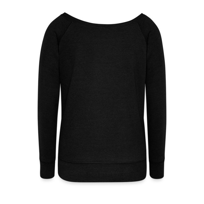 ::embrace imperfection:: Women's Off Shoulder Sweatshirt