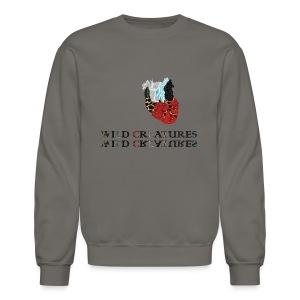 Wild Hearts Sweatshirt - Crewneck Sweatshirt