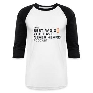 2 sided BRYHNH Baseball Shirt - Baseball T-Shirt