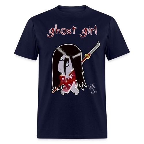 Ghost Girl - Men's T-Shirt
