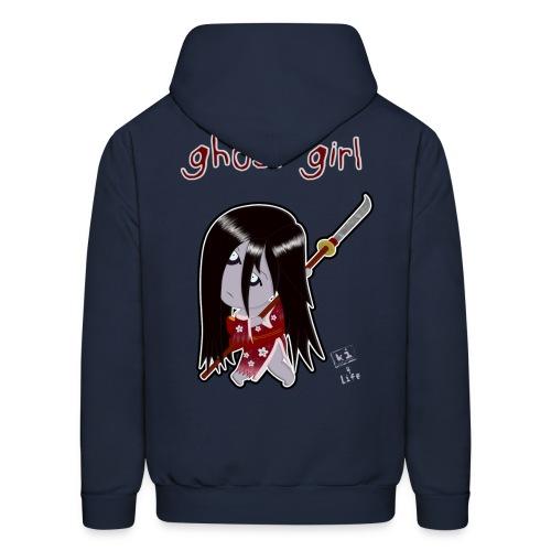 Ghost Girl - Men's Hoodie