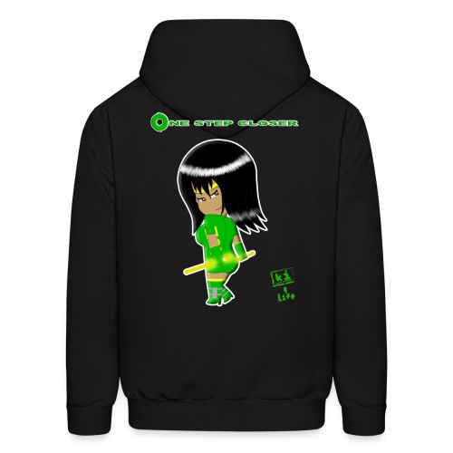 One step closer - Men's Hoodie