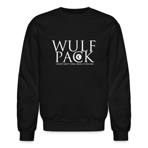 Wulf Pack Crewneck - Crewneck Sweatshirt