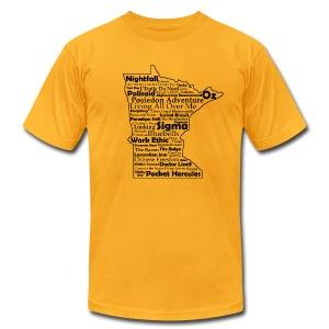 Men's Premium Tee - Men's Fine Jersey T-Shirt