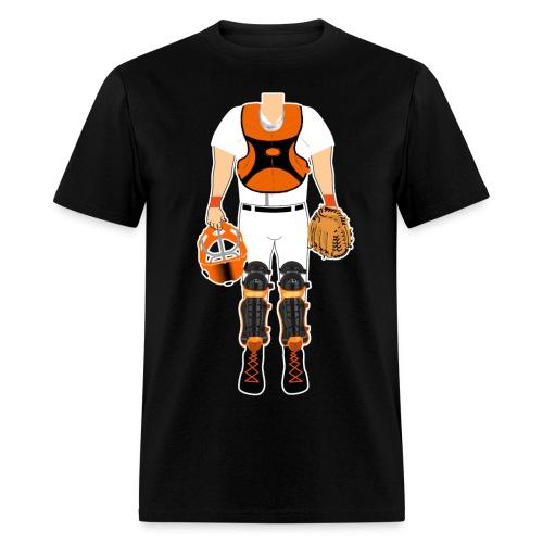 Catcher - Men's T-Shirt