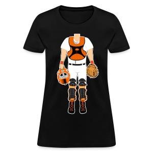 Catcher - Women's T-Shirt