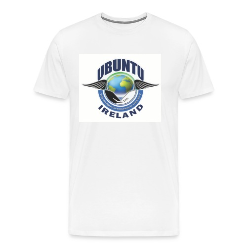 UBUNTU Ireland - B&W back - No good at all.  - Men's Premium T-Shirt