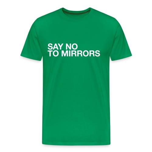Say no - Men's Premium T-Shirt