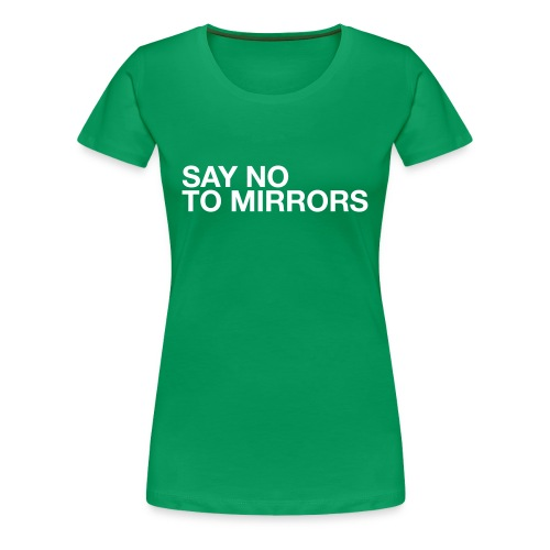 Say no Women's - Women's Premium T-Shirt
