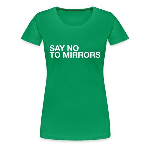 Say no Women's - Women's Premium T-Shirt
