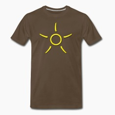 SOOL - Symbols of Antares - Power of the absolute extension, yellow,  T-Shirts