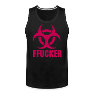 Tank Tops ~ Men's Premium Tank Top ~ FFucker Men's Premium Tank Top