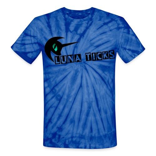 Luna Ticks Tiedye Band T - Unisex Tie Dye T-Shirt