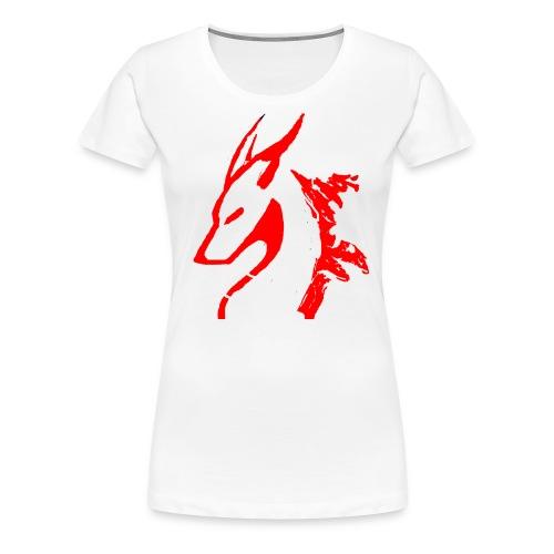 Premium  Fitted Stonefoxmedia  T-Shirt - Women's Premium T-Shirt