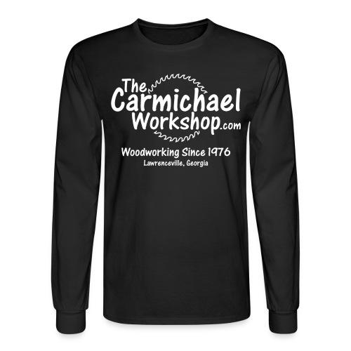 Workshop Long Sleeve - Men's Long Sleeve T-Shirt