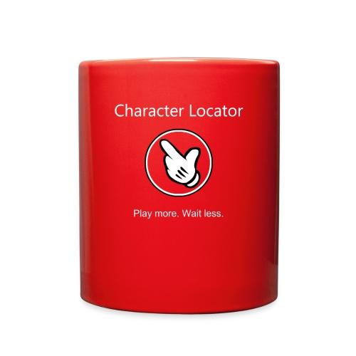 Character Locator Coffee Mug - Full Color Mug