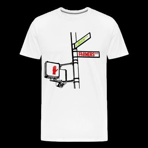 Street Signs T-Shirt - Men's Premium T-Shirt