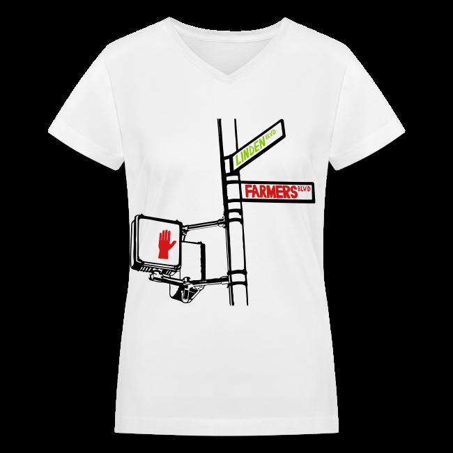 Street Signs Women's T-Shirt