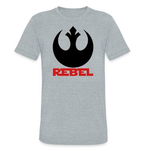 Rebel Alliance T-Shirt - Unisex Tri-Blend T-Shirt
