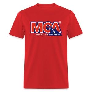 MCA - T-Shirt - Men's T-Shirt