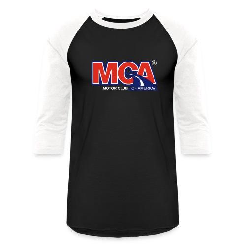 MCA - Men's Baseball T-Shirt - Baseball T-Shirt