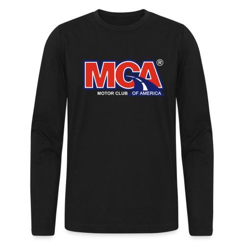 MCA - Men's Long Sleeve T-Shirt - Men's Long Sleeve T-Shirt by Next Level