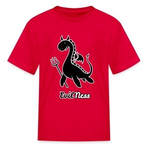 EvilNess Kids - Kids' T-Shirt
