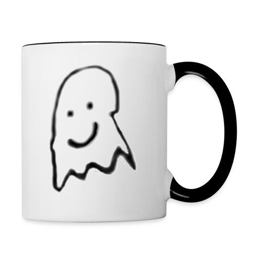 Love, Pete Logo - Contrast Coffee Mug