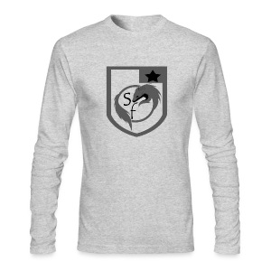 SFM Long Sleeve T-Shirt by American Apparel. - Men's Long Sleeve T-Shirt by Next Level
