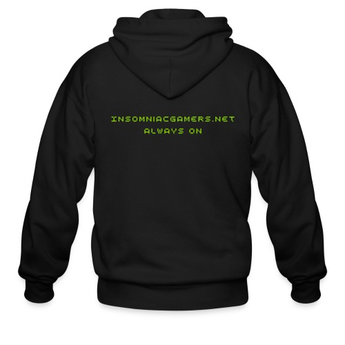 IG Always On Vector - Men's Zip Hoodie
