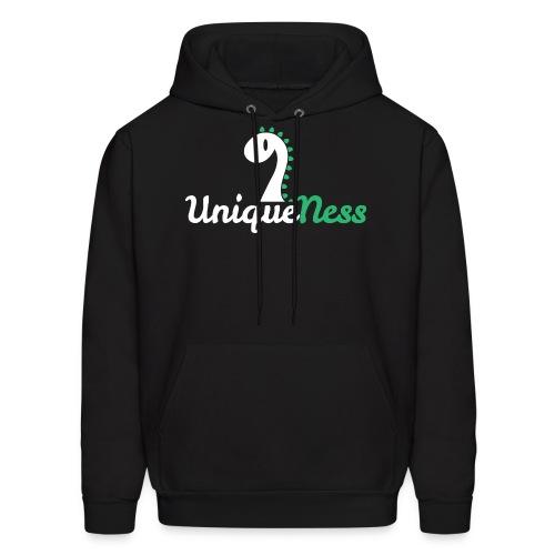 UniqueNess Hoodie - Men's Hoodie
