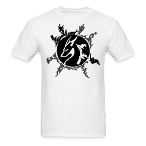Classic SF K1 V-neck T-Shirt for Men - Men's T-Shirt