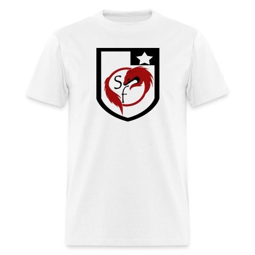 Classic SF V-neck T-Shirt for Men - Men's T-Shirt