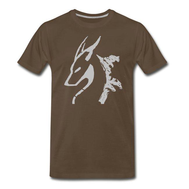 Premium  Fitted Stonefoxmedia KF2  T-Shirt