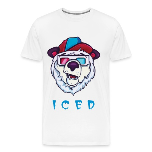 ICED OUT  - Men's Premium T-Shirt