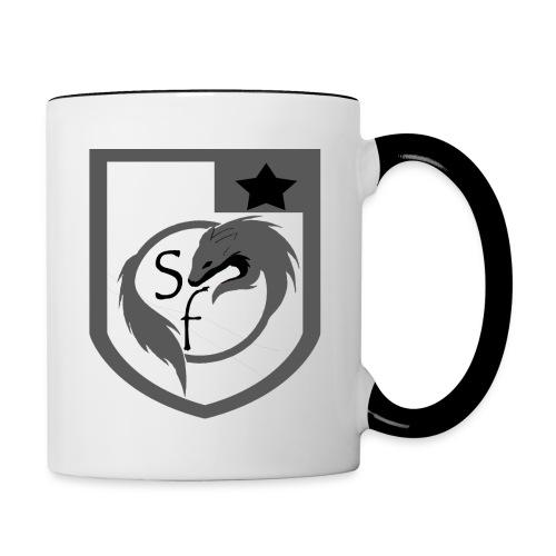 Stonefox Mug - Contrast Coffee Mug