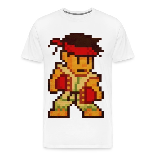 Knuckle up Tee  - Men's Premium T-Shirt