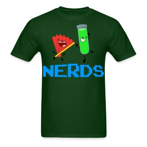 NERDS T-Shirt - Men's T-Shirt