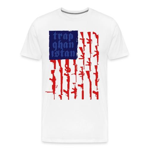Trap-ghan-istan  - Men's Premium T-Shirt