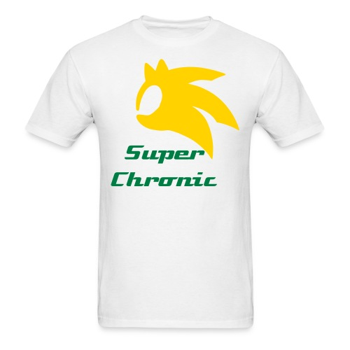 Super Chronic - Men's T-Shirt