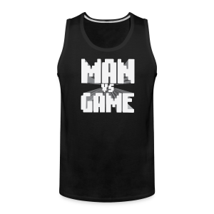 Men's Retro Premium Tank Top - Men's Premium Tank