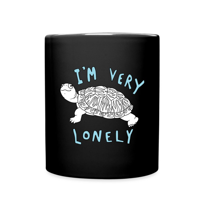 I'm Very Lonely Mug - Full Color Mug
